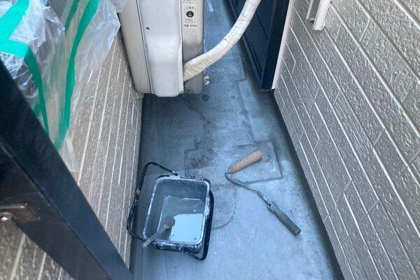 埼玉県越谷市 K様邸 屋根塗装・外壁塗装・防水工事 (80)