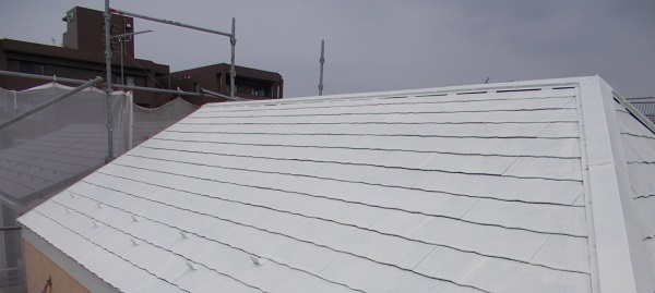 埼玉県さいたま市桜区 K様邸 屋根塗装・外壁塗装・付帯部塗装・雨樋交換 (43)