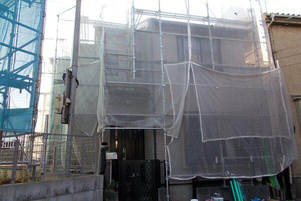 埼玉県越谷市 K様邸 屋根塗装・外壁塗装・防水工事 (69)