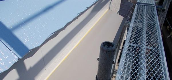 埼玉県さいたま市桜区 K様邸 屋根塗装・外壁塗装・付帯部塗装・雨樋交換 (8)