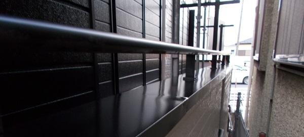 埼玉県越谷市 K様邸 屋根塗装・外壁塗装・防水工事 (6)
