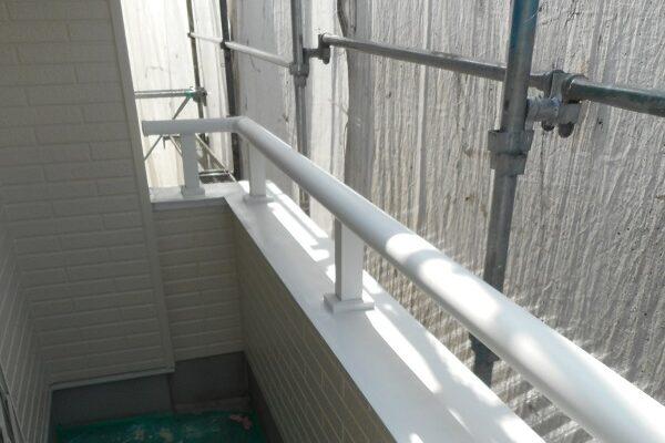 埼玉県越谷市 M様邸 屋根塗装・外壁塗装 (9)