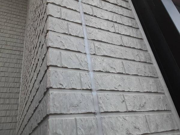 埼玉県さいたま市岩槻区 I様邸 屋根塗装・外壁塗装 シーリング工事 二面接着とは (3)