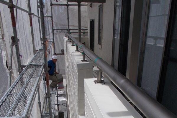 埼玉県さいたま市桜区 K様邸 屋根塗装・外壁塗装・付帯部塗装・雨樋交換 (29)