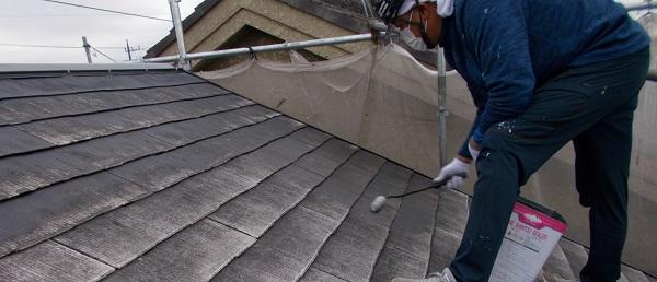 埼玉県越谷市 K様邸 屋根塗装・外壁塗装・防水工事 (59)