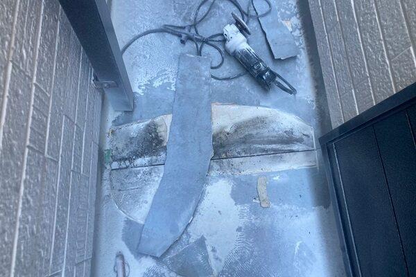 埼玉県越谷市 K様邸 屋根塗装・外壁塗装・防水工事 (81)