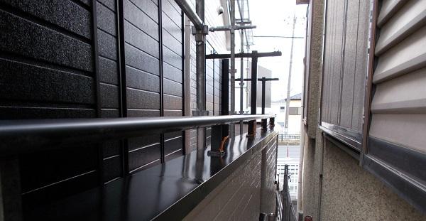 埼玉県越谷市 K様邸 屋根塗装・外壁塗装・防水工事 (11)