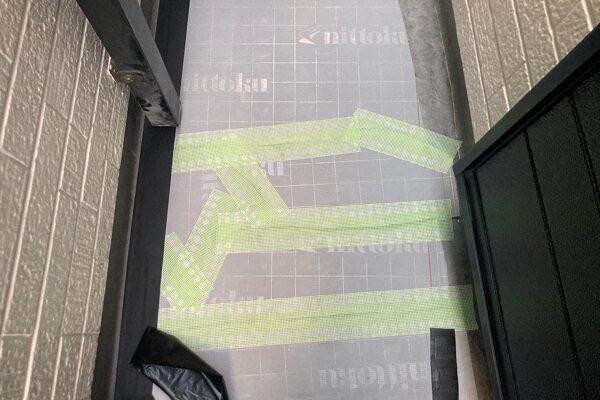 埼玉県越谷市 K様邸 屋根塗装・外壁塗装・防水工事 (79)