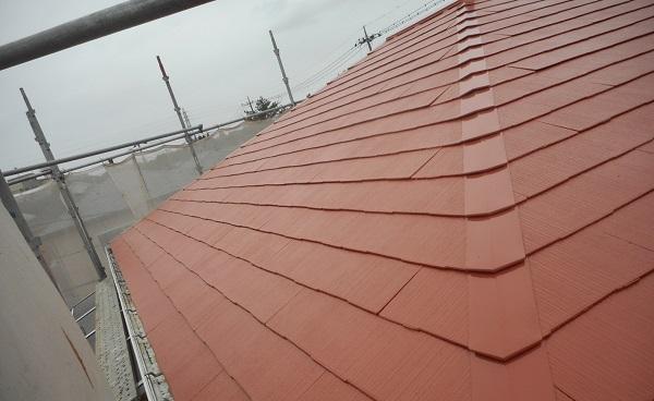 埼玉県上尾市 T様邸 屋根塗装・外壁塗装 (8)