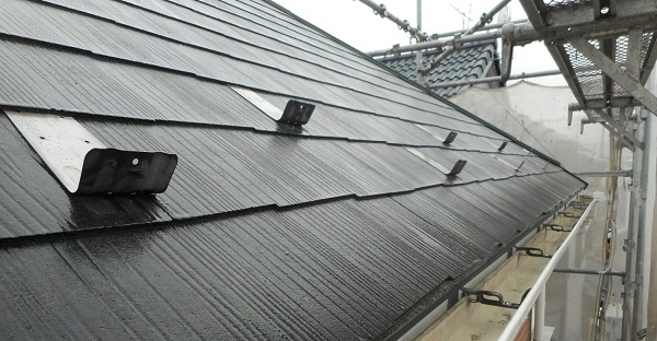 埼玉県越谷市 M様邸 屋根塗装・外壁塗装 (50)