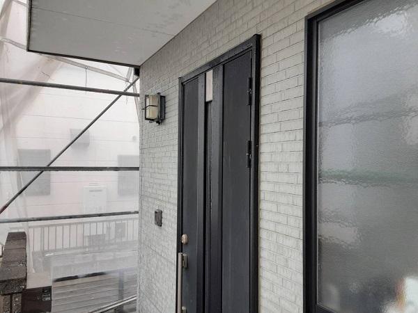 埼玉県さいたま市岩槻区 I様邸 屋根塗装・外壁塗装 下地処理 高圧洗浄 (1)