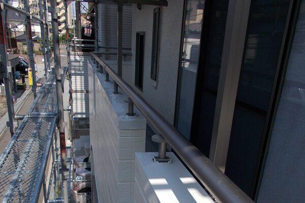 埼玉県さいたま市桜区 K様邸 屋根塗装・外壁塗装・付帯部塗装・雨樋交換 (4)