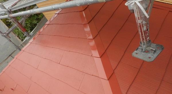 埼玉県上尾市 T様邸 屋根塗装・外壁塗装 (3)