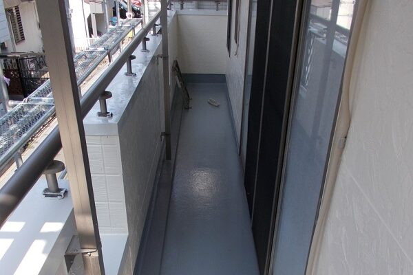 埼玉県さいたま市桜区 K様邸 屋根塗装・外壁塗装・付帯部塗装・雨樋交換 (3)