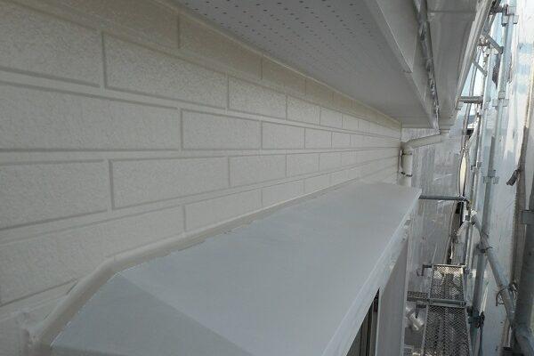 埼玉県越谷市 M様邸 屋根塗装・外壁塗装 (10)