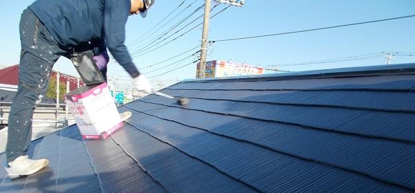 埼玉県越谷市 K様邸 屋根塗装・外壁塗装・防水工事 (38)