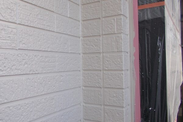埼玉県越谷市 K様邸 屋根塗装・外壁塗装・防水工事 (35)