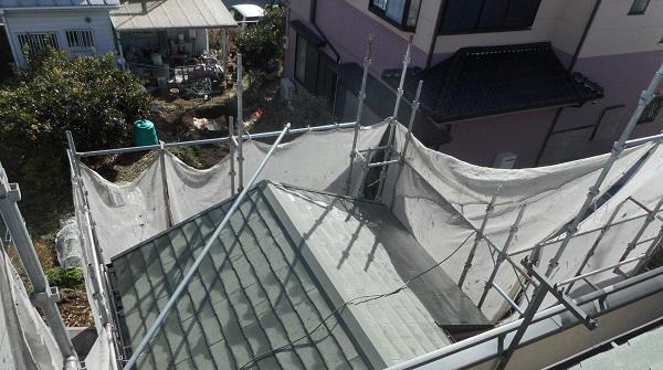 埼玉県さいたま市岩槻区 O様邸 屋根塗装・外壁塗装 (4)