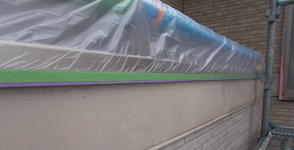 埼玉県草加市 K様邸 屋根塗装・外壁塗装 (66)