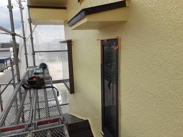 埼玉県さいたま市岩槻区 K様邸 屋根塗装・外壁塗装 サッシの掃除 アフターフォロー 保証 (1)