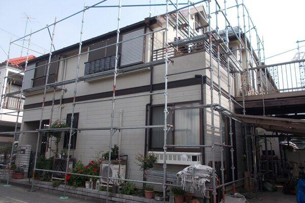 鴻巣市 C様邸 屋根塗装・外壁塗装 (96)