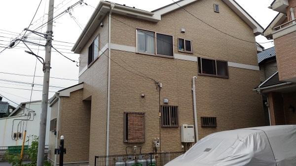 埼玉県草加市 K様邸 屋根塗装・外壁塗装 (6)