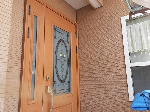埼玉県さいたま市中央区 H様邸 外壁塗装・付帯部塗装 下地処理 高圧洗浄 (1)