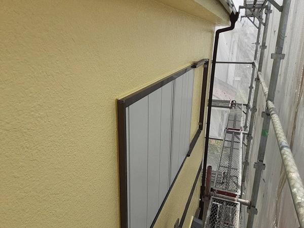 埼玉県さいたま市岩槻区 K様邸 屋根塗装・外壁塗装 サッシの掃除 アフターフォロー 保証 (2)