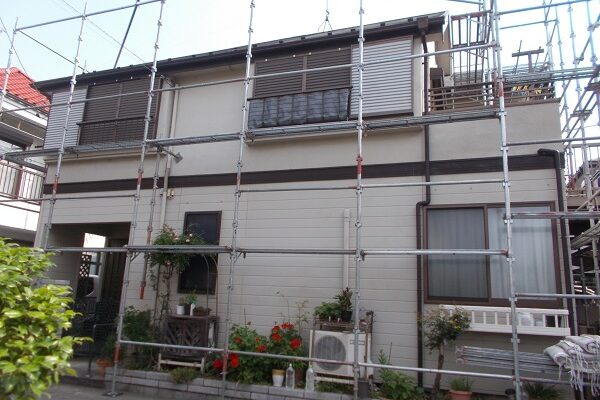 鴻巣市 C様邸 屋根塗装・外壁塗装 (94)