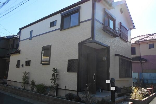 埼玉県さいたま市岩槻区 O様邸 屋根塗装・外壁塗装 (77)