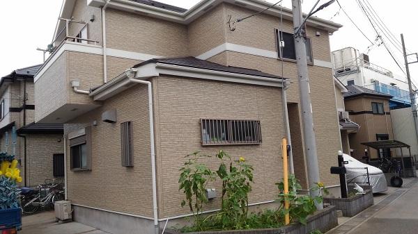 埼玉県草加市 K様邸 屋根塗装・外壁塗装 (5)