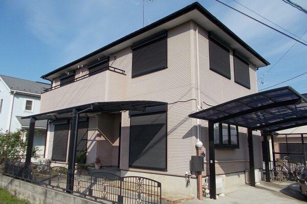 埼玉県白岡市 K様邸 屋根塗装・外壁塗装・付帯部塗装 (57)