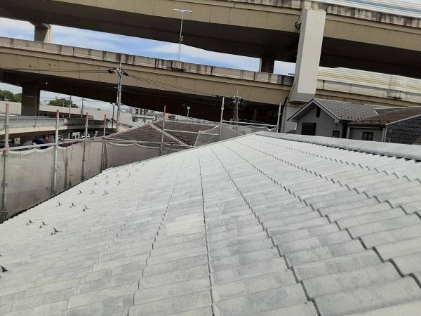 埼玉県さいたま市西区 N様邸 屋根塗装・外壁塗装 下塗り (3)