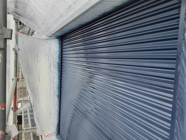 埼玉県さいたま市西区 N様邸 屋根塗装・外壁塗装 シャッター、シャッターボックスの塗装 難易度の高い塗装とは (2)