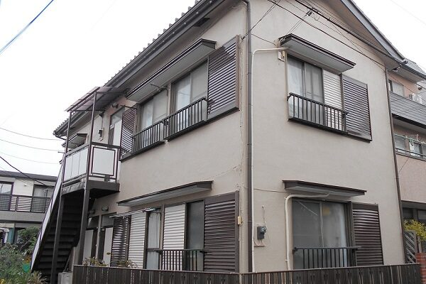 埼玉県川口市 アパート 屋根瓦棟積み直し・外壁塗装 (52)