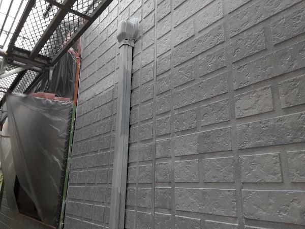 埼玉県さいたま市西区 N様邸 屋根塗装・外壁塗装 下塗り (2)