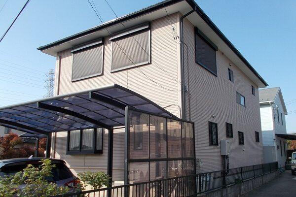 埼玉県白岡市 K様邸 屋根塗装・外壁塗装・付帯部塗装 (56)