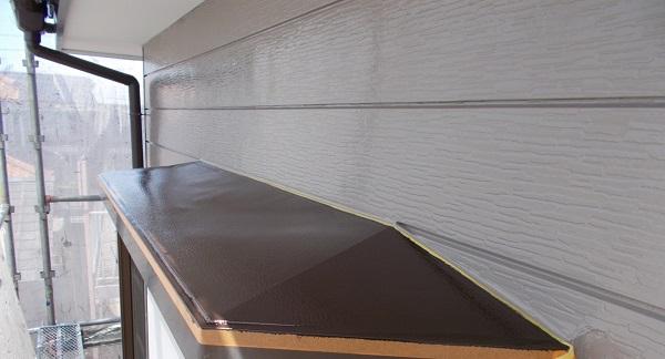 埼玉県川越市 S様邸 外壁塗装・瓦漆喰工事・防水工事 (9)