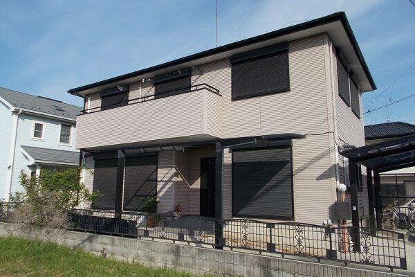 埼玉県白岡市 K様邸 屋根塗装・外壁塗装・付帯部塗装 (58)