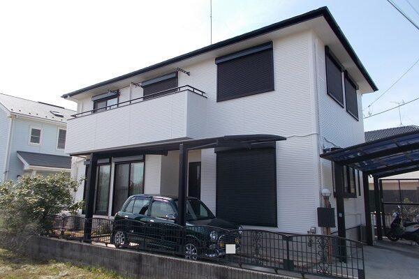 埼玉県白岡市 K様邸 屋根塗装・外壁塗装・付帯部塗装 (63)