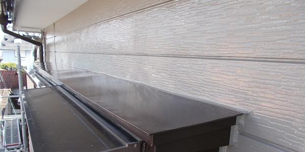 埼玉県川越市 S様邸 外壁塗装・瓦漆喰工事・防水工事 (5)