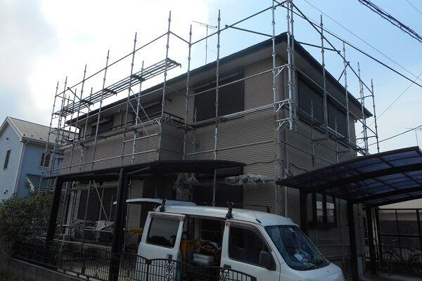 埼玉県白岡市 K様邸 屋根塗装・外壁塗装・付帯部塗装 (55)