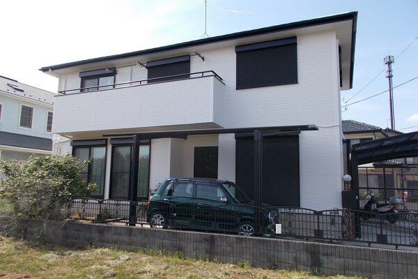 埼玉県白岡市 K様邸 屋根塗装・外壁塗装・付帯部塗装 (64)