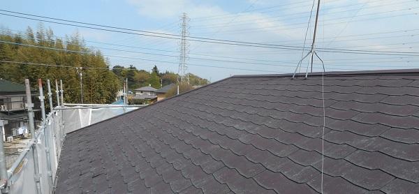 埼玉県白岡市 K様邸 屋根塗装・外壁塗装・付帯部塗装 (45)