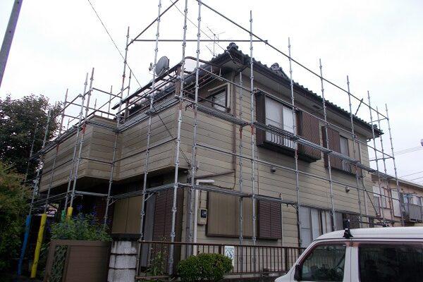 埼玉県川越市 S様邸 外壁塗装・瓦漆喰工事・防水工事 (62)