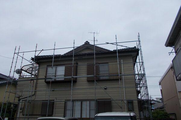 埼玉県川越市 S様邸 外壁塗装・瓦漆喰工事・防水工事 (61)