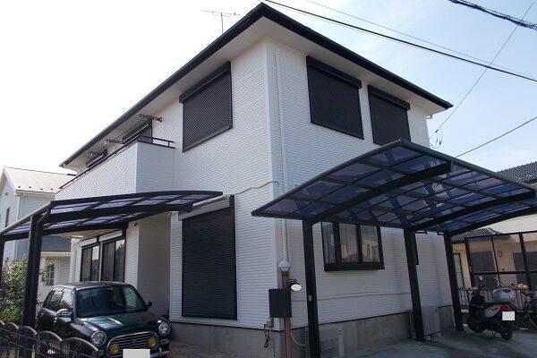 埼玉県白岡市 K様邸 屋根塗装・外壁塗装・付帯部塗装 (61)