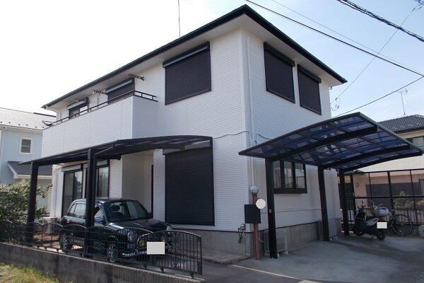 埼玉県白岡市 K様邸 屋根塗装・外壁塗装・付帯部塗装 (62)