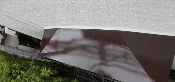 埼玉県朝霞市 Y様邸 外壁塗装・付帯部塗装 (5)