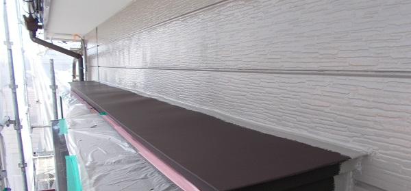埼玉県川越市 S様邸 外壁塗装・瓦漆喰工事・防水工事 (13)